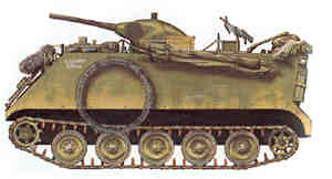 M132 Self-propelled Flame Thrower