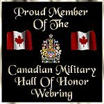 Canadian Military Hall Of Honour ...
